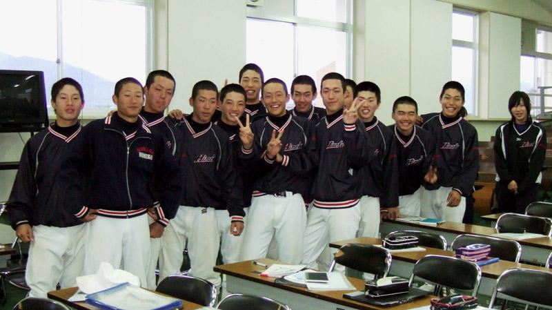 姫路工業高校硬式野球部2008