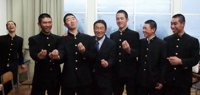 関西高等学校 硬式野球部 2年生