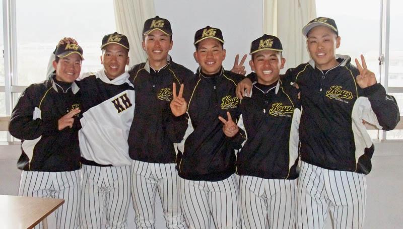 高陽東高等学校 硬式野球部 2017