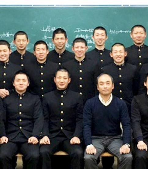 関西高等学校 硬式野球部 3年生 2016年度