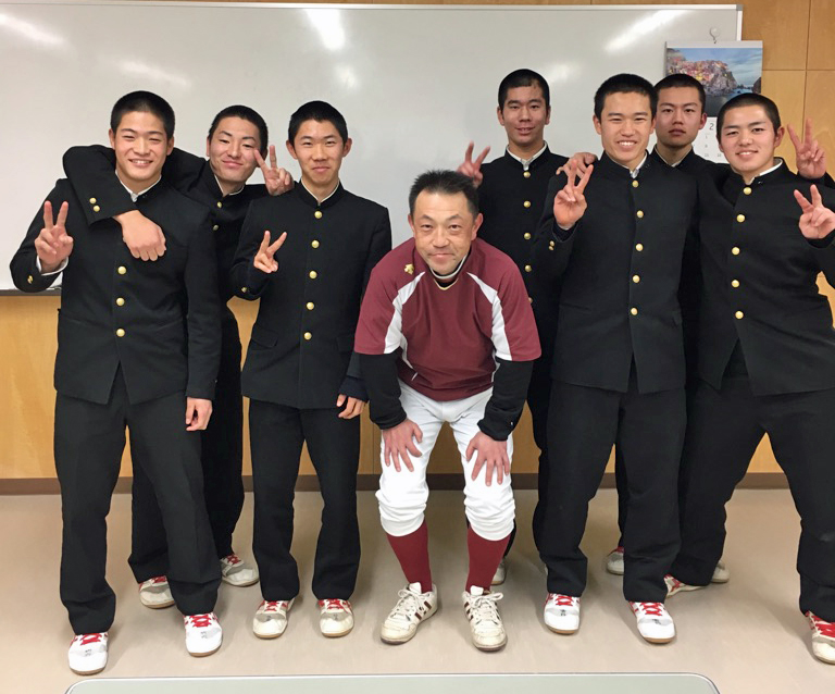 メントレ 新潟商業高等学校 野球部 2016