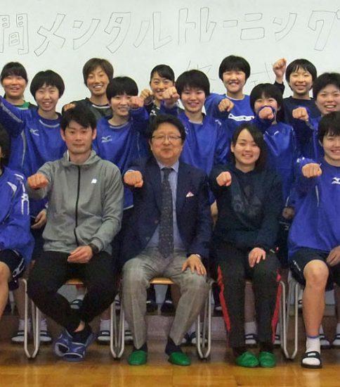 市立名古屋商業高等学校 バレーボール部・ホッケー部 2017年度
