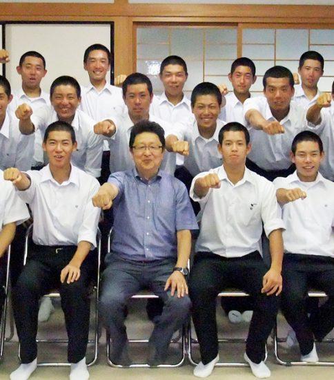 豊岡高等学校 野球部 2017年度