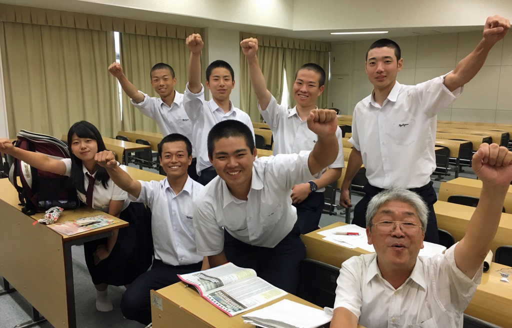 メンタルトレーニング受講 帝塚山高等学校 野球部 2017