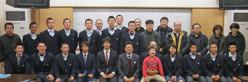 伊香高等学校 硬式野球部 2017