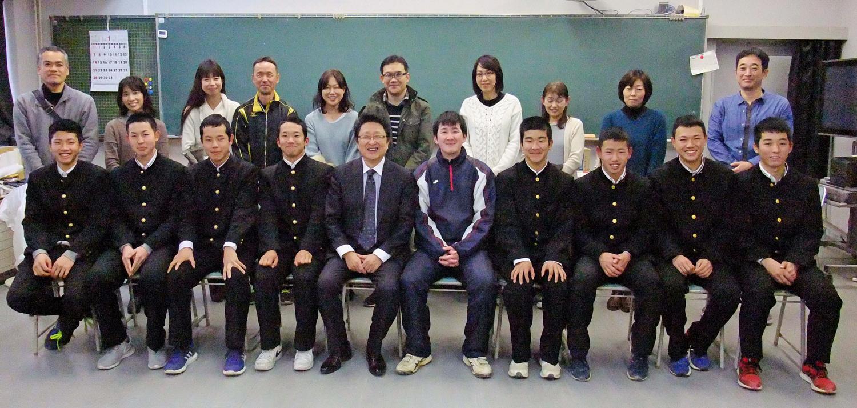 富田林高等学校 野球部 2017