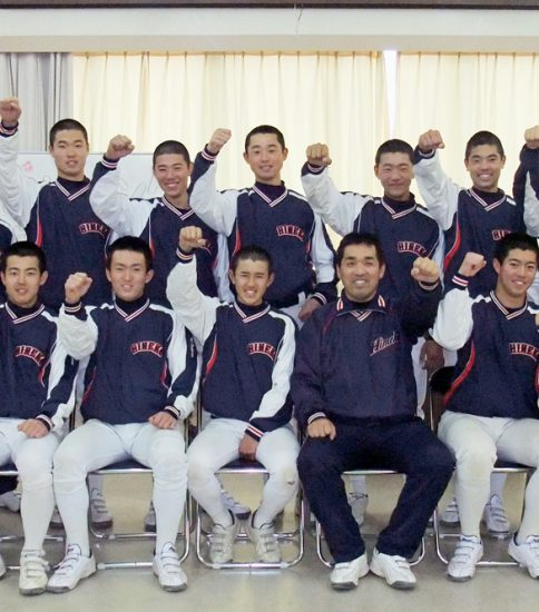 姫路工業高等学校 野球部  2017年度