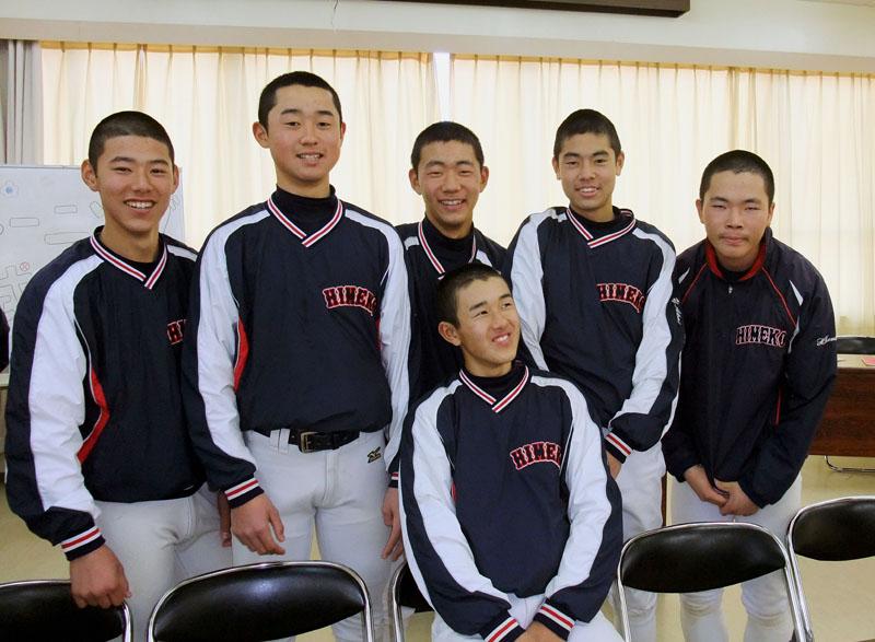 姫路工業高等学校 野球部 2017