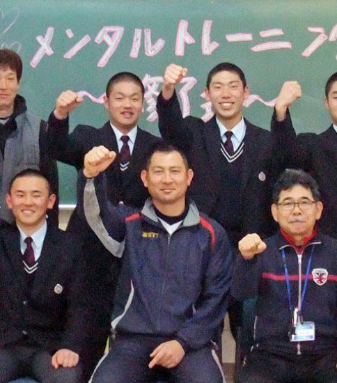 松江西高等学校 野球部  2017年度