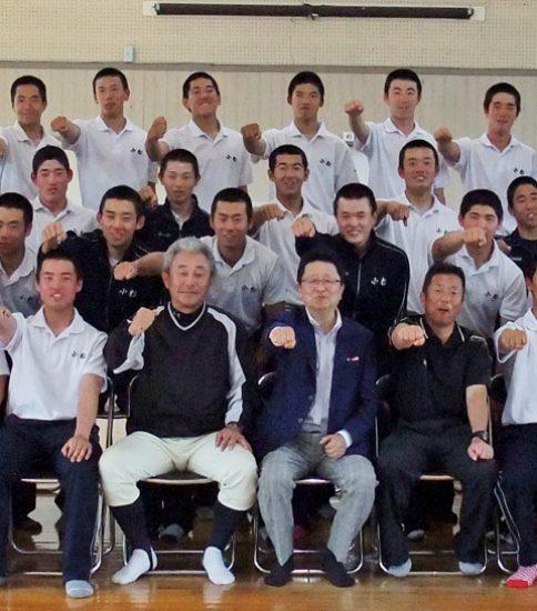 愛媛県立小松高等学校 野球部 2018年度