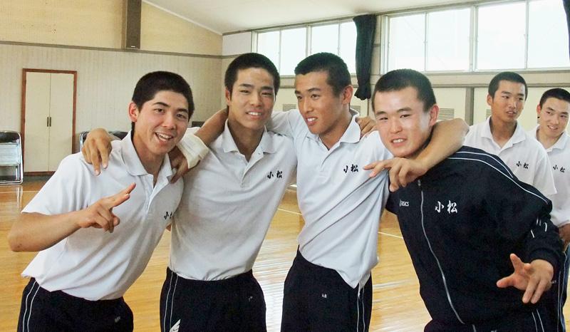 愛媛県立小松高等学校 野球部2018