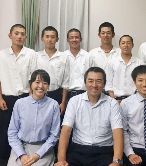 富岡西高等学校 野球部 2018年度
