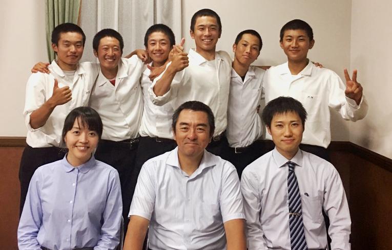 富岡西高等学校 野球部第100回全国高校野球選手権大会徳島大会ベスト4