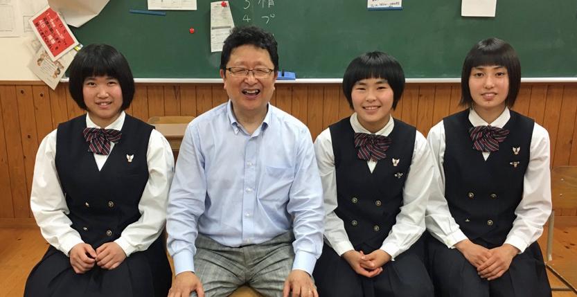 佐賀商業高等学校 柔道部女子