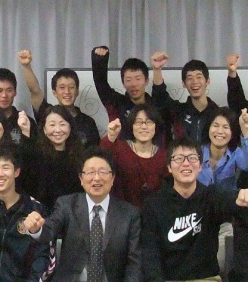 岐阜東高等学校 ハンドボール部(1年生)  2018年度