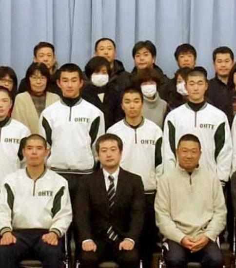 長岡大手高等学校 硬式野球部 2018年度