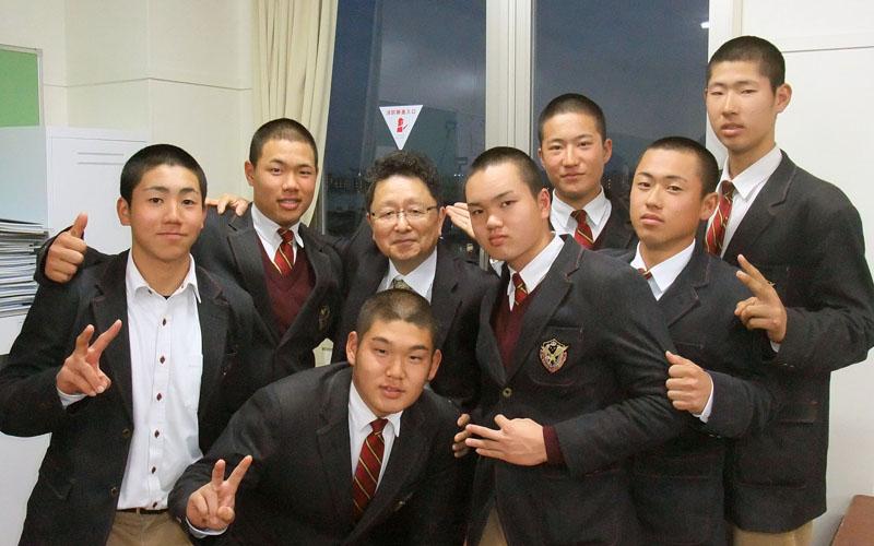 関西高等学校 硬式野球部 メントレ受講