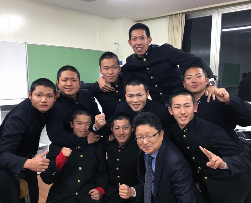 関西高等学校 硬式野球部 アドバンスコース受講生の声2019