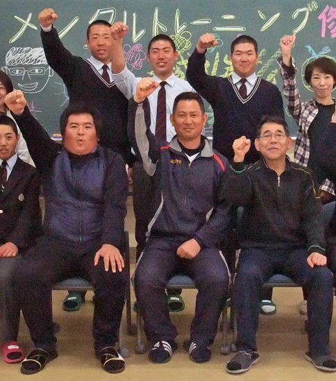 松江西高等学校 野球部 2018年度