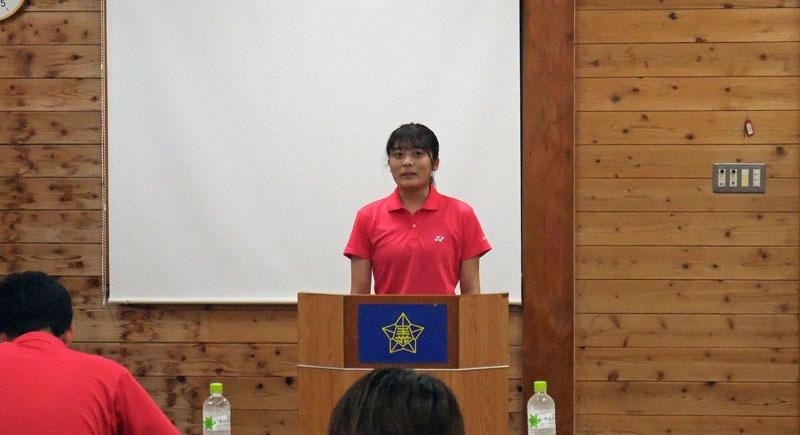 生光学園高等学校 ゴルフ部 60日間メンタルトレーニング受講