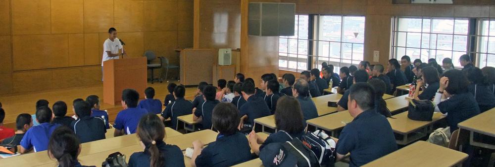 メントレ受講:市立川越高等学校 野球部