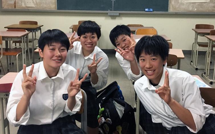 松阪商業高等学校 女子バレーボール部 2019年度