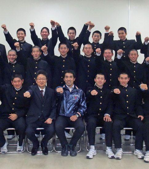 姫路工業高等学校 野球部 2019年度