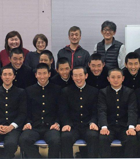 中村高等学校 硬式野球部  2019年度