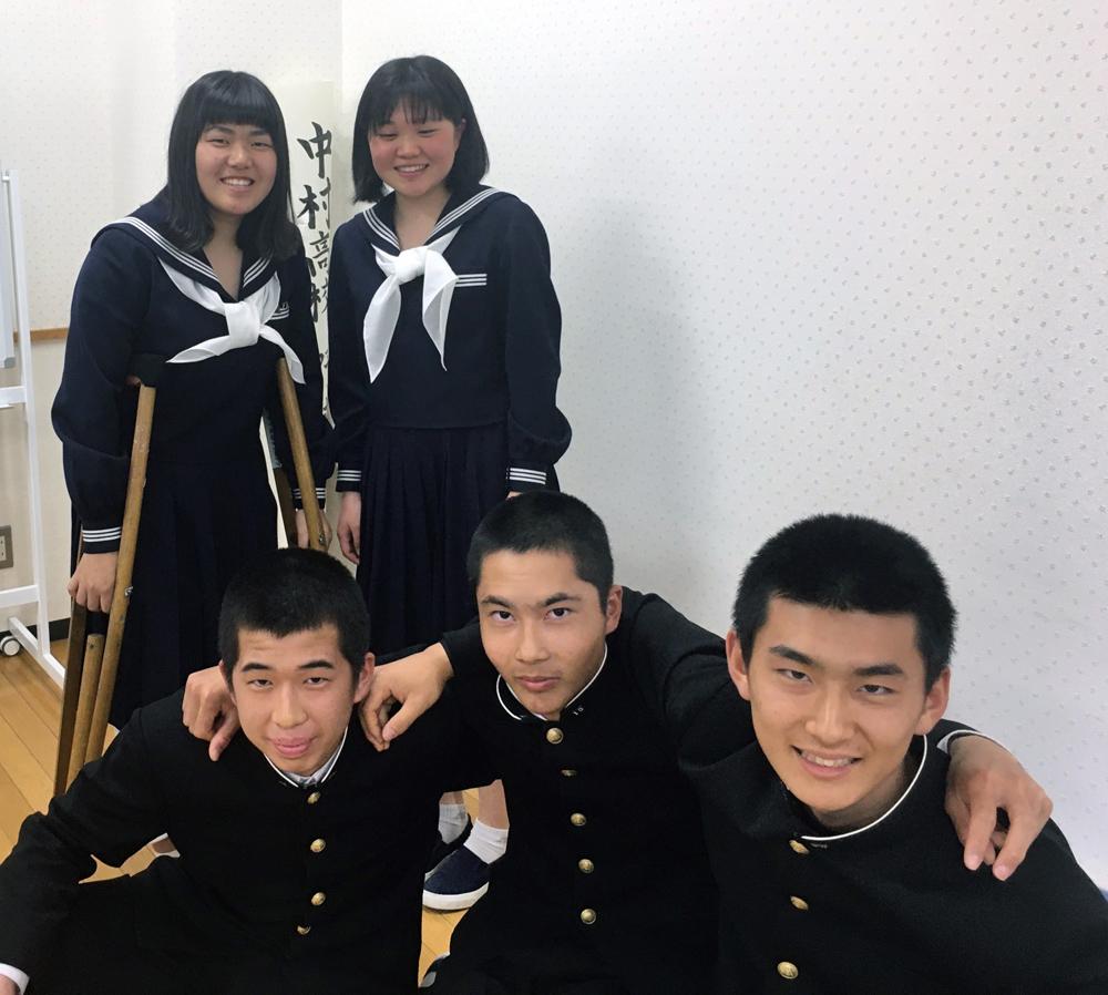 中村高等学校 硬式野球部2019