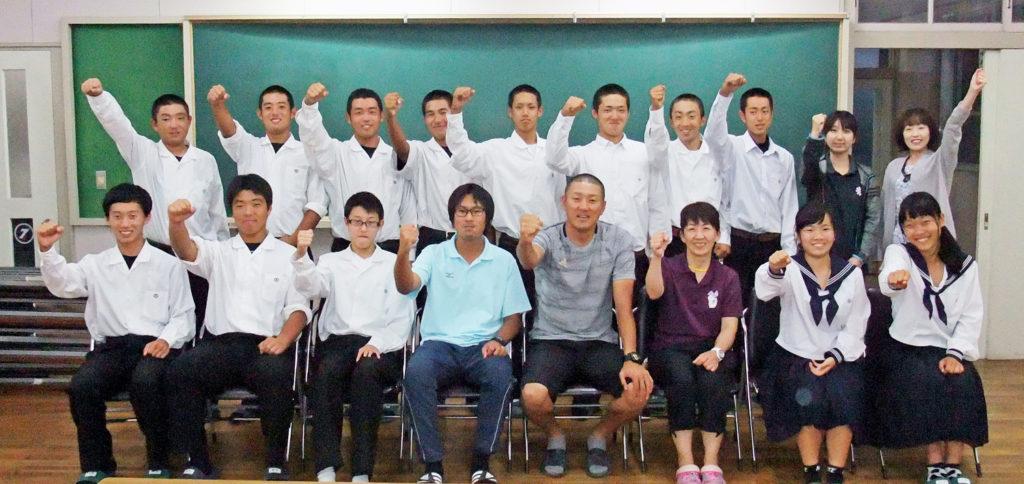 名西高等学校 野球部・サッカー部・弓道部・陸上競技部 2017年度 – 60 ...